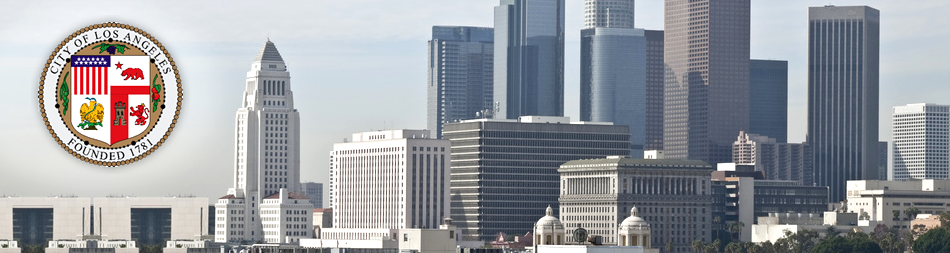 image of los angeles skyline